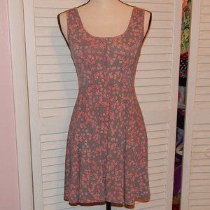 FREE PEOPLE SKATER TANK DRESS SMALL EXCELLENT
